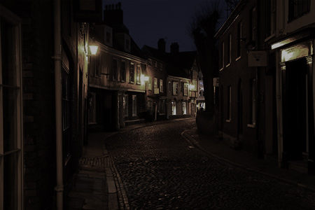 Norwich Elm Hill Ghost Walk Picture